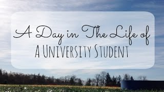 Download | A Day in the Life of a University Student | Kim Robyn Video