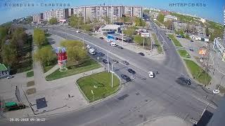 Download ДТП Челябинск Комарова-Салютная 20.05.2018 г. Video