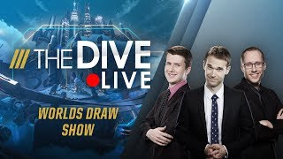 Download The Dive Live: Worlds Draw Show Video