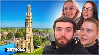 Download HIDE and SEEK In A GIANT CASTLE! Video