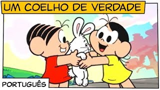 Download Um Coelho de Verdade | Turma da Mônica Video