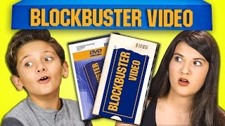 Download KIDS REACT TO BLOCKBUSTER VIDEO Video