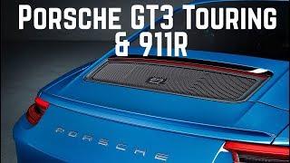 Download Porsche 911 GT3 Touring Package & 911R Video