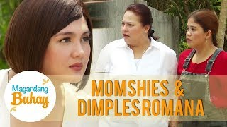 Download Momshie Karla and Melai meet Daniela Mondragon | Magandang Buhay Video