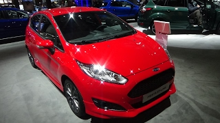 Download 2017 Ford Fiesta ST-Line Fox - Exterior and Interior - Auto Show Brussels 2017 Video