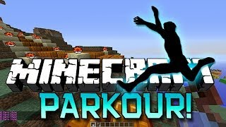Download Minecraft: Epic Parkour Racing w/Mitch, Ashley, Bodil and Simon! Video