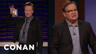 Download There's A Brisket Sandwich Thief At CONAN - CONAN on TBS Video