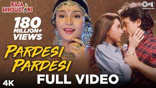 Download Pardesi Pardesi - Raja Hindustani | Aamir Khan, Karisma Kapoor | Udit Narayan, Alka Yagnik Video
