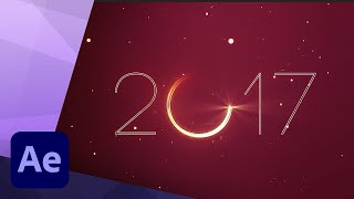 Download New Year Promo in After Effects - TUTORIAL Video