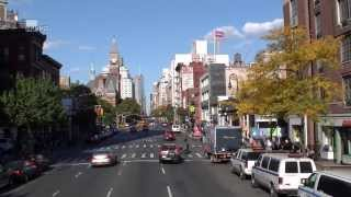 Download Sightseeing in New York City / Manhattan / 911 memorial / Empire State Building / highlights Video