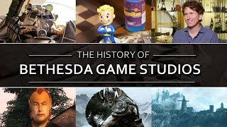 Download The History of Bethesda Game Studios - Elder Scrolls / Fallout Documentary Video