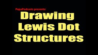 Download Lewis Dot Structures of Ionic and Covalent Compounds Video