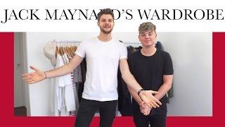 Download WARDROBE TOUR | #INTHECLOSET WITH JACK MAYNARD Video