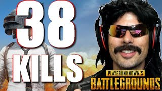 Download Doc's ″38 Klll-Game″ on PUBG with Grimmmz and Anthony! Video