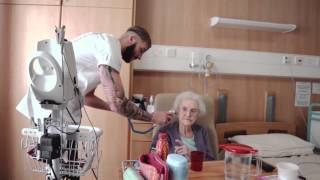 Download Meet Michael, a healthcare assistant Video