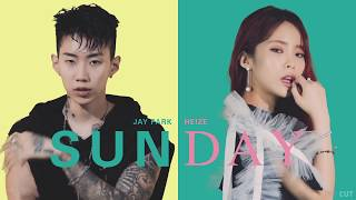 Download GroovyRoom - 'Sunday(feat.박재범,헤이즈)' Music Visual Video