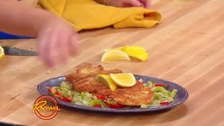 Download Chicken Cutlets with Fennel, Peppers and Onions Video