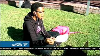 Download NMMU student uses rap to memorize Video