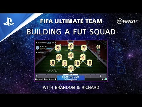 FIFA 21 Guide - How to Make a Good FUT Squad | PS Competition Center