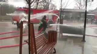 Download OLSZTYN24: Strażacki śmigus-dyngus w Dobrym Mieście Video