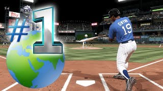 Download PLAYING THE #1 RANKED MLB THE SHOW 17 PLAYER IN THE WORLD! Video