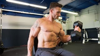 Download My 3-Step Bicep Workout For Building Bigger Arms (Time Under Tension Training) Video