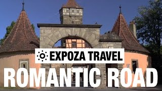 Download Romantic Road (Germany) Vacation Travel Video Guide Video
