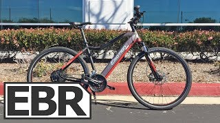 Download Easy Motion Evo Cross+ Video Review - Balanced, TMM4 Assist, Twist Throttle Ebike Video