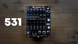 Download Roland System-500 531 Eurorack Mixer Module Video