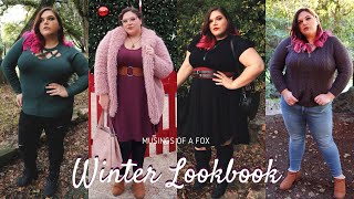 Download PLUS SIZE WINTER FASHION | Plus Size Lookbook | Musings of a Fox Video