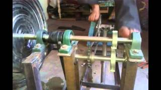 Download pedal operated washing machine Video