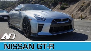 Download Nissan GT-R 2018 - ¡Godzilla invade Los Angeles! - Primer vistazo Video