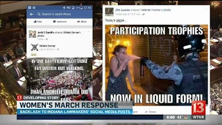 Download Womens march responses Video