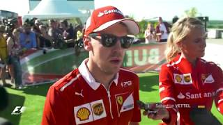 Download 2017 Hungarian Grand Prix | Driver Reaction Video