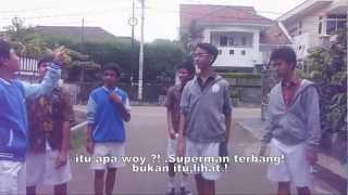 Download The Ultraman Indonesia ″Meteor Jakarta″ Video