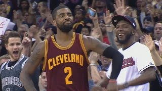 Download Kyrie Irving Dunks It! LeBron James Air Balls! Houston Rockets vs Cleveland Cavailers Video