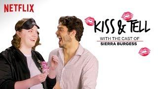 Download Sierra Burgess Is A Loser Cast Kiss Spaghetti & Other Weird Stuff   Kiss & Tell   Netflix Video