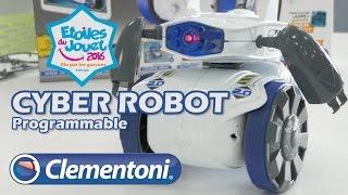 Download Clementoni Cyber Robot programmable (bluetooth) - Démo en français Video