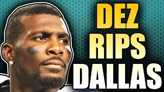 Download Dez Bryant And Cowboys Throw Shade At Each Other Video