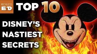 Download Walt Disney World Nastiest Secrets EXPOSED - TOP TEN LIST - Reckless ED Video