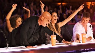 Download ALL 5 INCREDIBLE GOLDEN BUZZER America's Got Talent 2018 Video