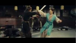 Download Reign of Assassins - Bank Fight Scene [HD] English subbed Video