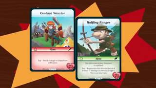 Download How To Play The Munchkin Collectible Card Game Video