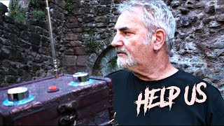 Download Speaking with Ghosts at a Haunted Abbey! You need to see this Video