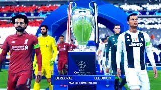 Download FIFA 19 | LIVERPOOL VS JUVENTUS | UEFA Champions League Final | Gameplay PC Video