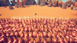 Download Can 300 Firework Archers fight Leonidas? Quick Test TABS not Dynasty Update Video