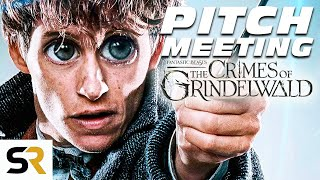 Download Fantastic Beasts: The Crimes Of Grindelwald Pitch Meeting Video