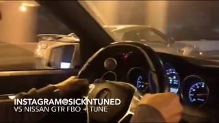 Download Sick and Tuned weistec Mercedes C63 vs the world...Nissan Gtr, 991 turbo S, Mclaren 650s, corvette Video