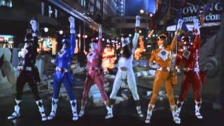 Download Power Rangers: The Movie Intro Video