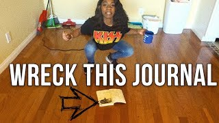 Download WRECKING THIS JOURNAL (PART 1) Video